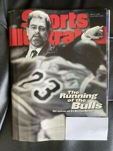 Sports Illustrated May 27, 1996 Michael Jordan Phil Jackson Chicago Bulls NBA