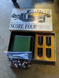 Vintage Old  SCORE FOUR Game