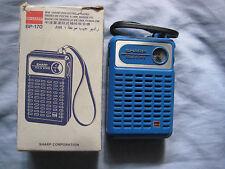 Vintage SHARP BP-170 Transistor Radio