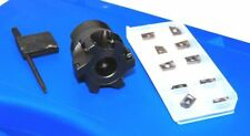 Glanze 40MM Face Mill Cutter 761870 For Milling with Carbide Inserts