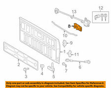 TOYOTA OEM 07-13 Tundra Tail Gate Tailgate Hatch-Handle 690900C051