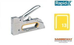 RAPID R23 FINE WIRE HAND STAPLE TACKER