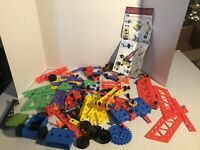 Builderific  Kids Building Set Toy Lot Set No Box