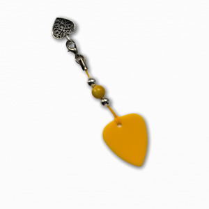 Winter 2020 Yellow Barrel Clasp Opener Tool Nail Saver Bracelets Charms