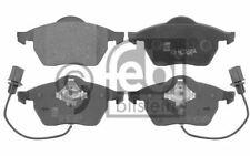 4x FEBI BILSTEIN Bremsbeläge vorne für AUDI A4 A6 SKODA SUPERB SEAT EXEO 16447
