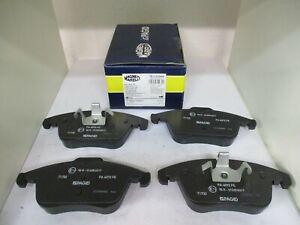 Pagid Plaquettes de Frein Avant JAGUAR S-TYPE (X200) , XF (X250) , XJ Xk Coupe