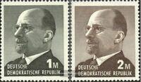 DDR 1481-1482 (kompl.Ausgabe) postfrisch 1969 Walter Ulbricht