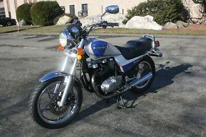 1983 Suzuki GR650D Tempter