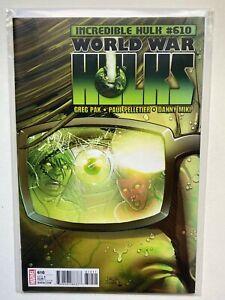 Incredible Hulk World War Hulks