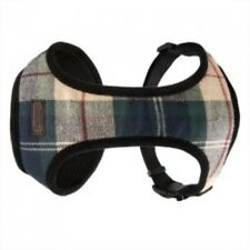 Land Rover New Genuine Barbour Tartan Dog Harness Small 51BEPT287MXC