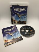 WARHAWK PLAYSTATION 3 PS3 COMPLETE IN BOX W/ MANUAL CIB VERY GOOD