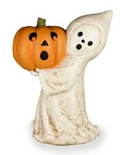 Bethany Lowe Retro Little Ghost with Jack O'Lantern Halloween AUTHORIZED DEALER