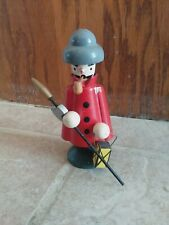 German Incense Burner (Smoker, Rauchermann) -  Watchman