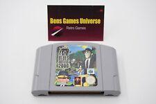 Nintendo 64 N64 Spiel Blues Brothers 2000 Modul
