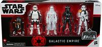 Star Wars Celebrate The Saga - GALACTIC EMPIRE 5-Pack - IN Hand