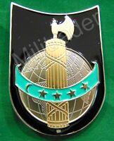 Comoros Comoran Presidential Guard Beret Badge