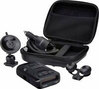 Uniden R3 360° Long Range Radar/Laser Detector w/ Voice Alert & GPS Matte Black