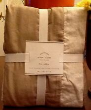 ***Pottery Barn TENCEL DUVET COVER Only, Full, Queen, new  W/$179.00 tag***
