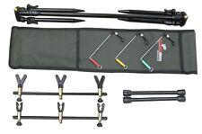 Adjustable Triple Rod Pod with Swingers