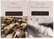 All the Pretty Horses & The Crossing Cormac McCarthy Nice See Pictures