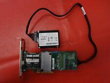 IBM ServeRAID M5110 90Y4449 SAS/SATA Adapter 512Mb 81y4485 W/BATT 81Y4491