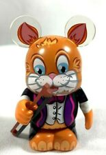 DISNEY 3 VINYLMATION NURSERY RHYMES HEY DIDDLE DIDDLE WITH FIDDLE BOW RETIRED