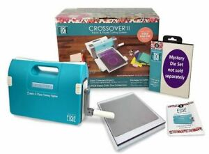 Crafter's Edge CROSSOVER II - Heavy Duty Die Cutting Tool - Paper, Fabric, More