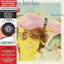 MARC JORDAN - BLUE DESERT-COLLECTORS EDITION- LIMITED EDITION CD NEU