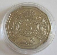 Tansania 5 Shilingi 1972 FAO