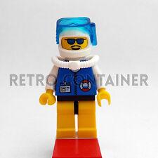 LEGO Minifigures - Coast Guard - res012 - Guardia Costiera Omino Set 6435