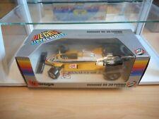 Bburago Burago F1 Formula 1 Renault RE 30 Turbo in Yellow on 1:24 in Box