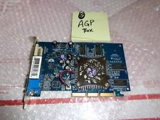 AGP GX FX5500 256MB Video Card PV-T34B-UAFG VGA/DVI /S-Video Video Card FX 5500