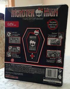 Mattel Monster High iCoffin