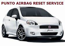 FIAT Punto Grande Modulo Airbag Reset Service