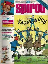 JOURNAL DE SPIROU N°2008 . 1976 . POSTER LE VIEUX NICK REMACLE . ( 243 ) .