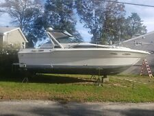 1988 Sea Ray 300 Weekender 30' Cabin Cruiser - New Jersey