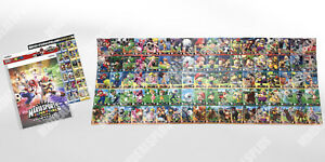 NEW US Mario Sports Superstars amiibo cards PICK CARDS, COMPLETE SET & ALBUMS