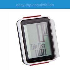 Fischer SW-LCD ProLine ebike Bordcomputer  - 3x easy-top Anti-Shock Schutzfolie