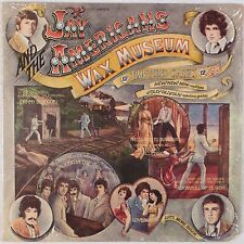 JAY and AMERICANS: Wax Museum USA '70 Rock VINYL LP Original NEAR MINT