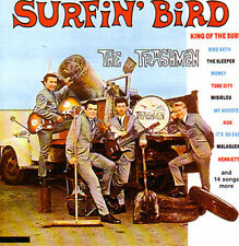 Disparue-surfin 'bird - 26 surf smash hits on CD!