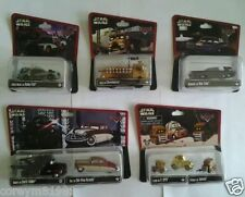 DISNEY PARKS 2014 STAR WARS WEEKENDS PIXAR CARS COMPLETE SET OF 8 NEW