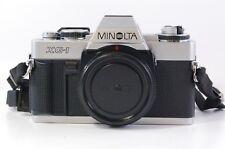 Vintage SLR Minolta Xg 1 XG-1 solo Corpo Ref.391812