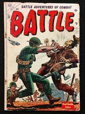 BATTLE ATLAS  WAR LOT OF 3 #26,30,#32 LOWER GRADE  HITLER,SPLASH  SUICIDE+STORY