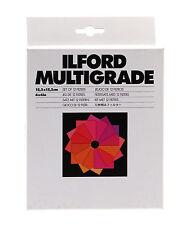 Ilford Multigrade Set 12 Filtri cm. 15.2 x 15.2 - 1762640