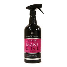 Carr Day & Martin Canter Mane and Tail Conditioner - Detangler Spray