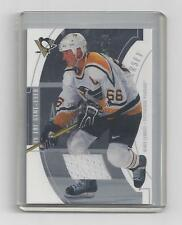 MARIO LEMIEUX JERSEY  CARD  BAP 2002-03 IN THE GAME USED (1 OF 1 NAT ATL CITY)