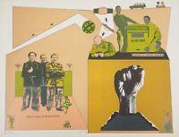 Antonio Segui : die Kubanische - Lithografie Originell Unterzeichnet, 1970