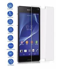 Tempered glass screen protector film for Sony Ericsson Xperia Z3 Genuine