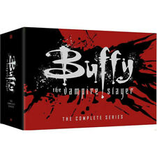 Buffy:The Vampire Slayer Complete Series Season 1-7(DVD, 2017, 39-Disc Set)
