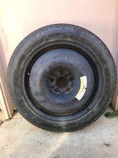 2003-2008 Nissan 350Z Spare Tire Compact Donut OEM T145/80D17 Bridgestone